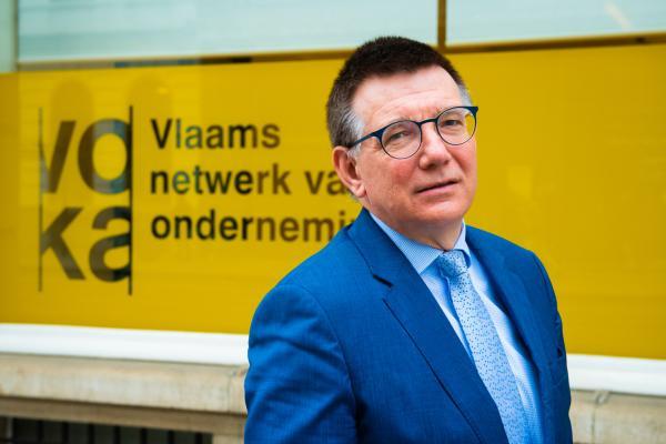 Hans Maertens, gedelegeerd bestuurder Voka