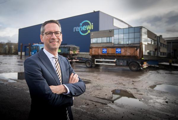 Wim Geens Renewi