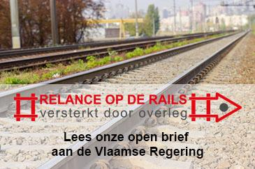Relance op de rails