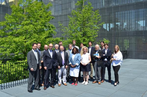 Greenville maakt kennis met West-Vlaams ondernemerschap