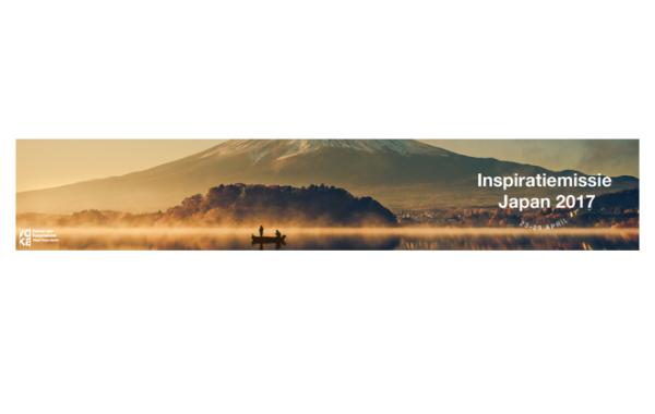 Inspiratiemissie Japan 2017