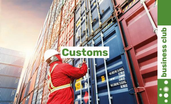 Business Club Customs