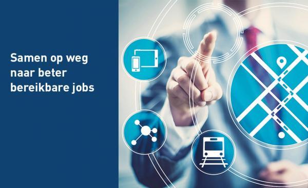 Samen op weg naar beter bereikbare jobs