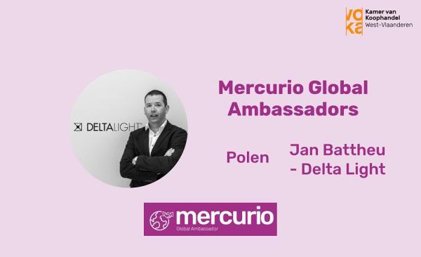 Mercurio Global Ambassadors: Polen