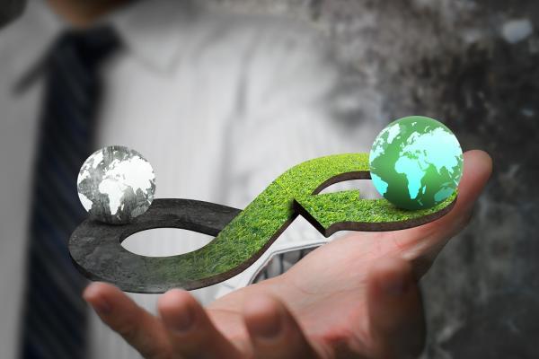 Waarom circulaire economie het nieuwe normaal wordt