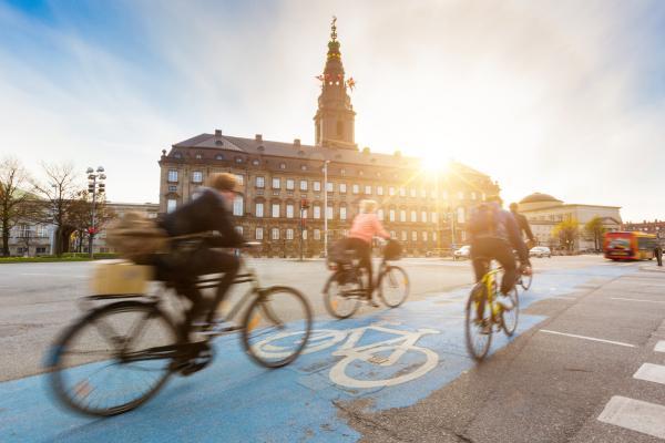 Copenhagenize fietsen 2.0
