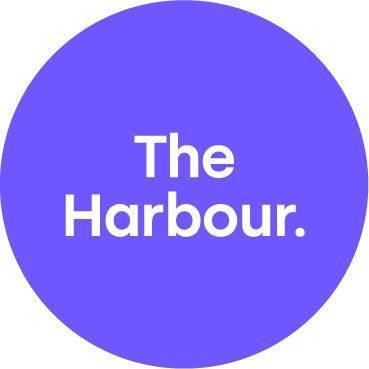 The Harbour logo & website