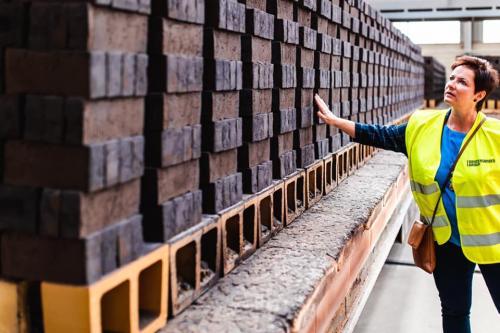 Annick Ponthier steenfabriek