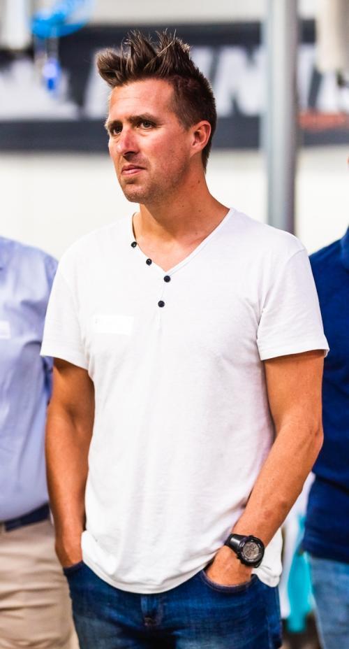 Peter Van Eylen (CEO GreenX)