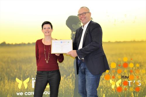 Itzu, Kristien Moelans & Robin van Gelden