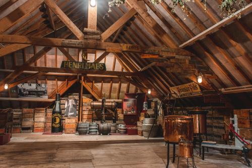 Rondleiding brouwerij