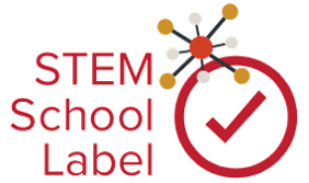 Stem School label