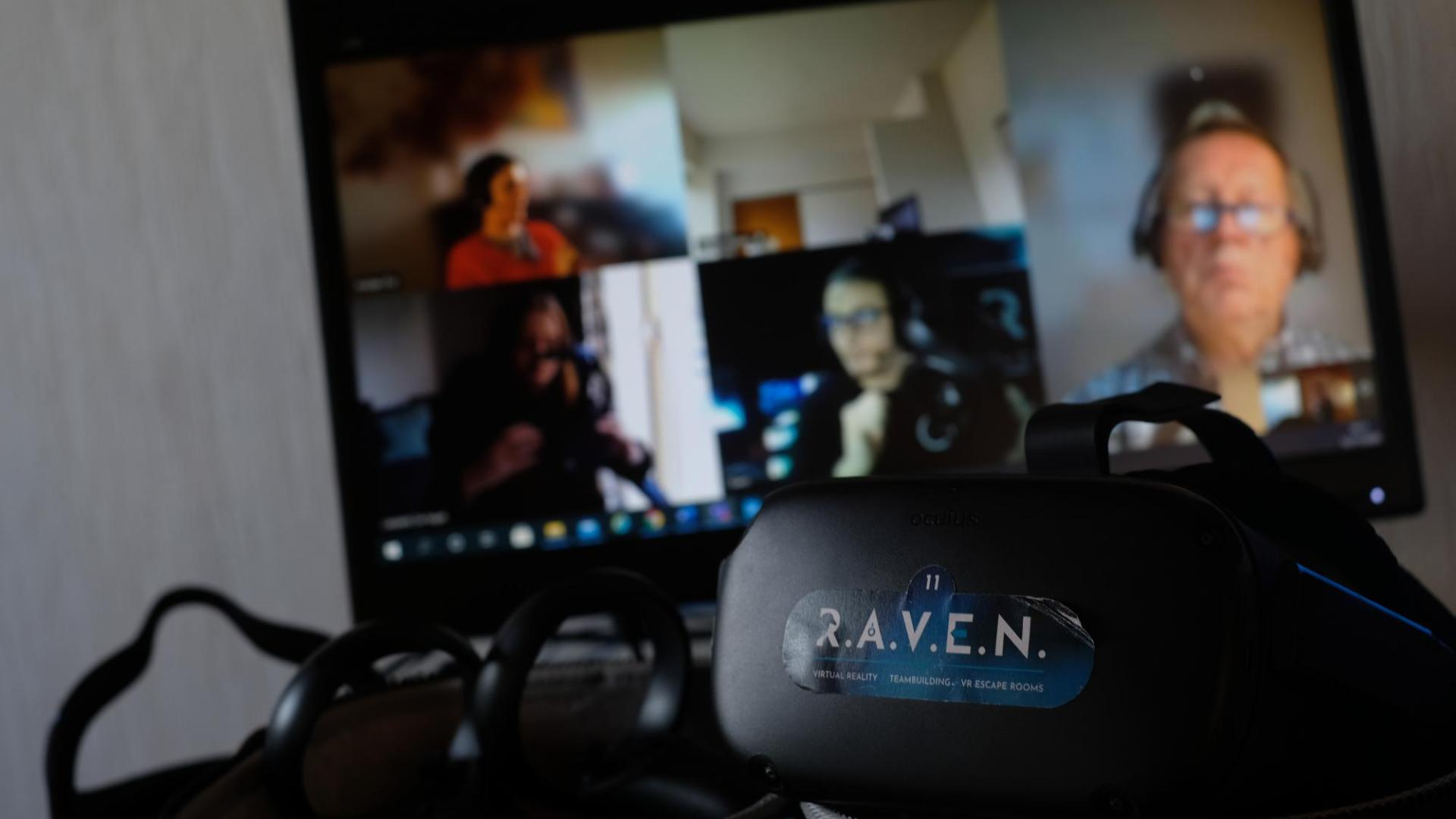 VR-meeting
