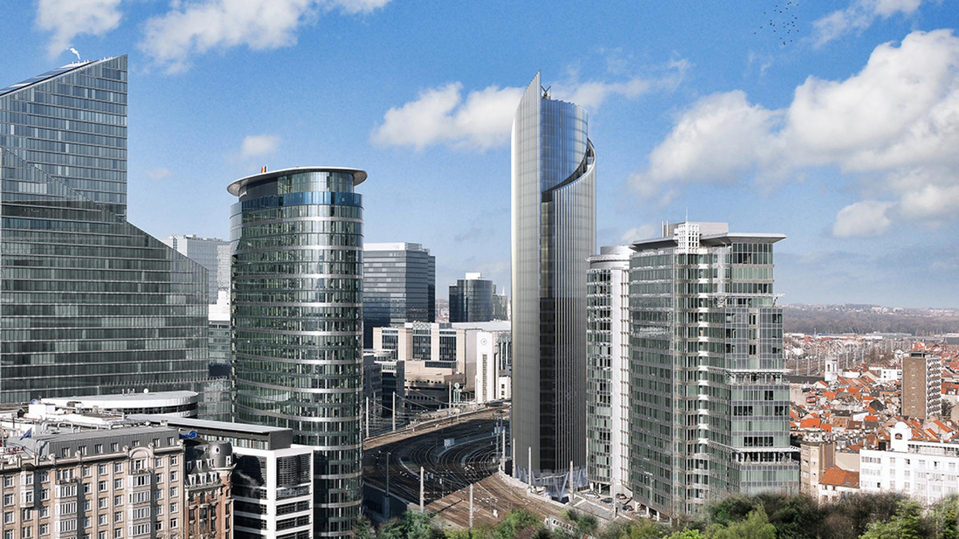 Voka Vastgoedclub Silver Tower op 17 september 2020