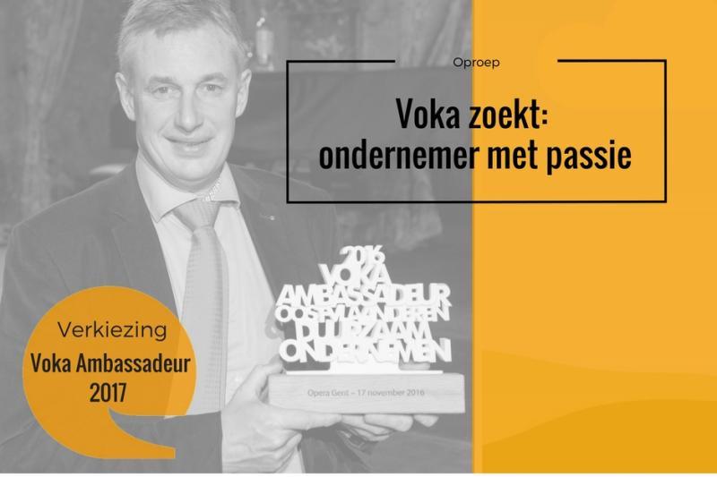 Voka Ambassadeur 2017