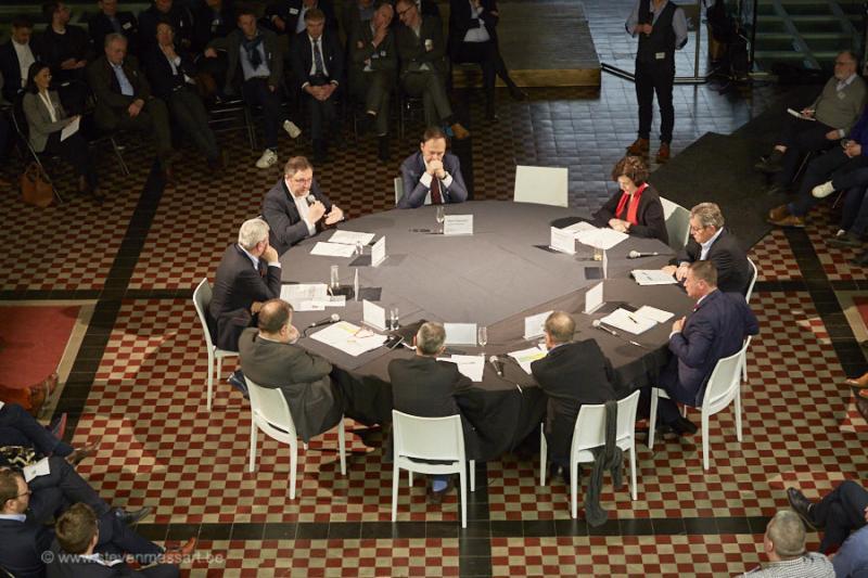 Burgemeestersdebat Tienen