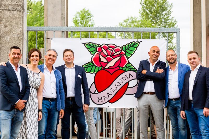 Kick-off ondernemersclub Maaslandia