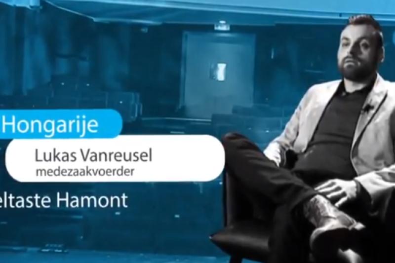 Lukas Vanreusel Beltaste Hamont