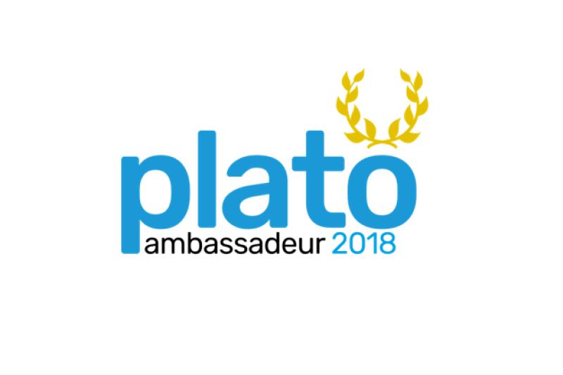 Plato Ambassadeur 2018
