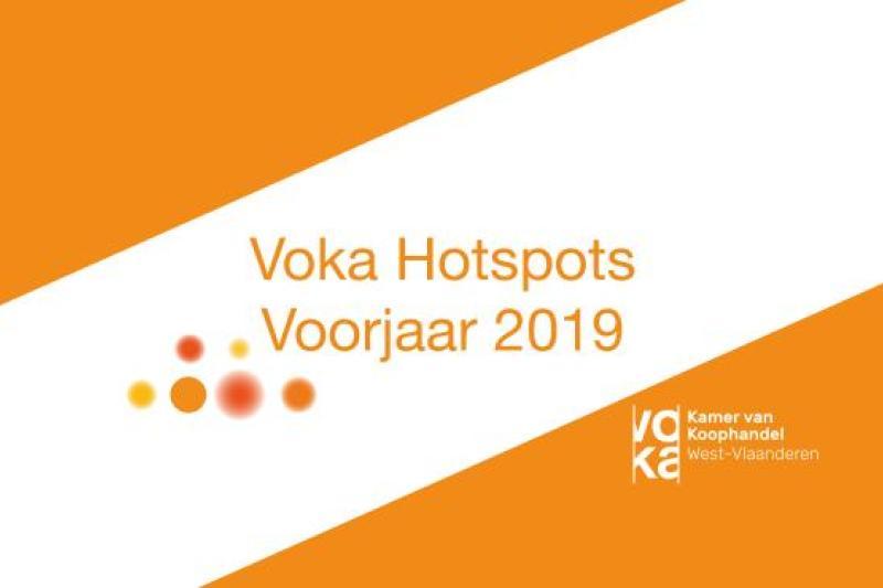Hotpots voorjaar 2019