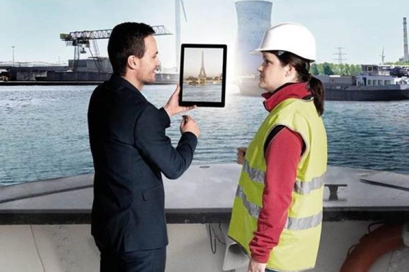 Binnenvaartevent voor ondernemers met rondvaart North Sea Port