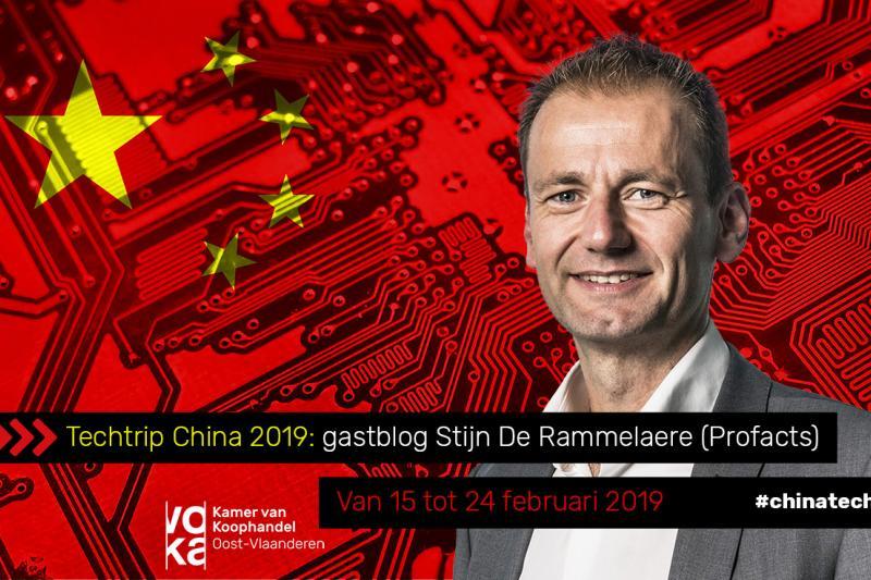 Techtrip China - Dag 8: Terug naar België