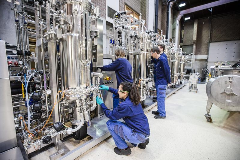 Gentse biotech bewandelt nieuwe paden met biogebaseerde innovaties