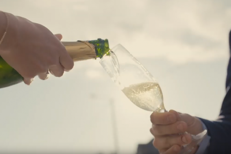 champagne party jong voka 2019