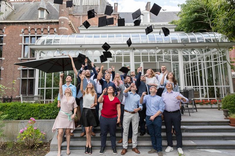 Fotoalbum: Graduation Ceremony MBA