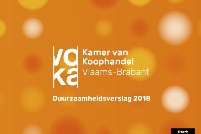 Duurzaamheidsverslag 2018