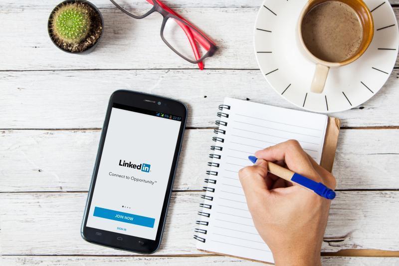 Boost uw merk met LinkedIn