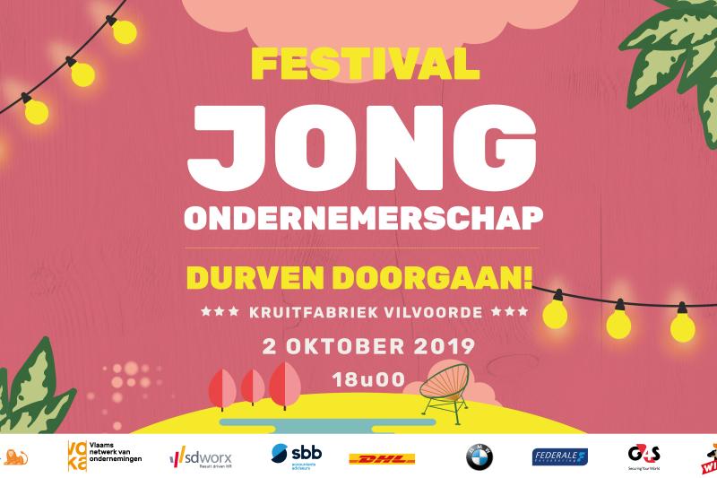 Festival Jong Ondernemerschap 2019