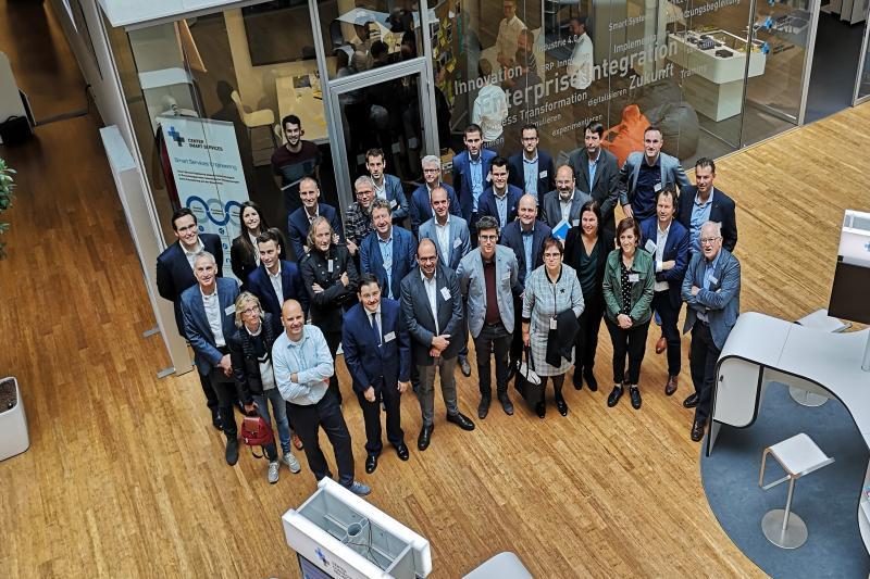 30 ondernemers ontdekken industrie 4.0-toppers