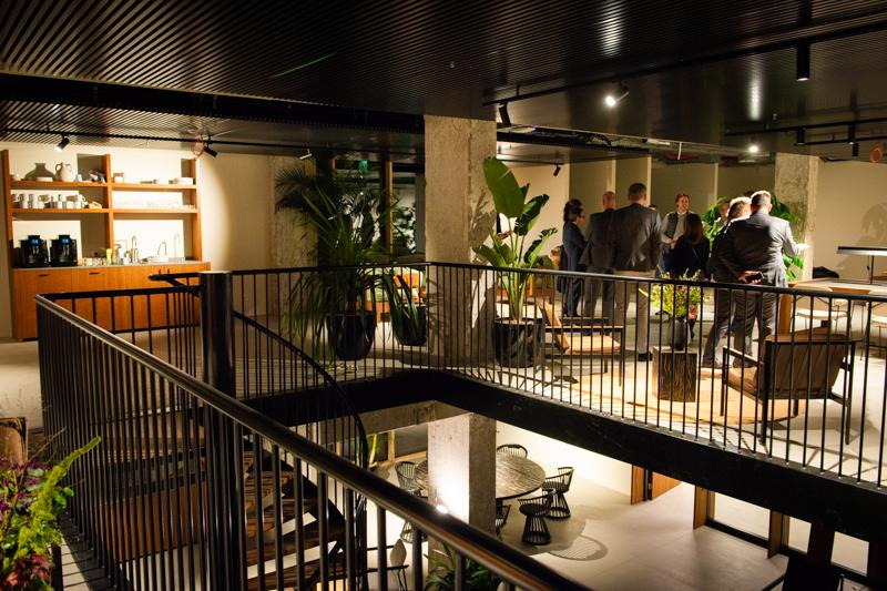 Vastgoedclub bezoekt deelkantoren Fosbury & Sons