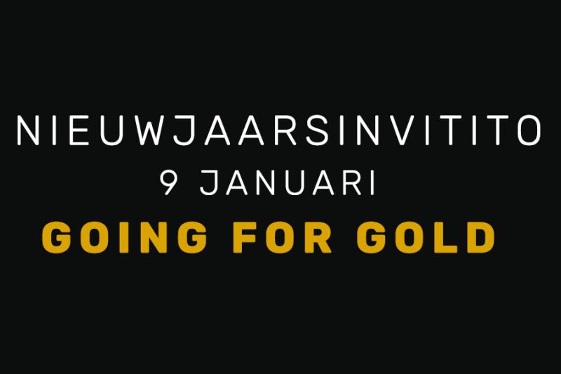 Nieuwjaarsinvitito, Voka Limburg, going for gold