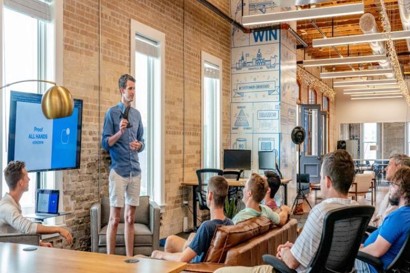 Lerend netwerk - Van teamlid naar teamleider