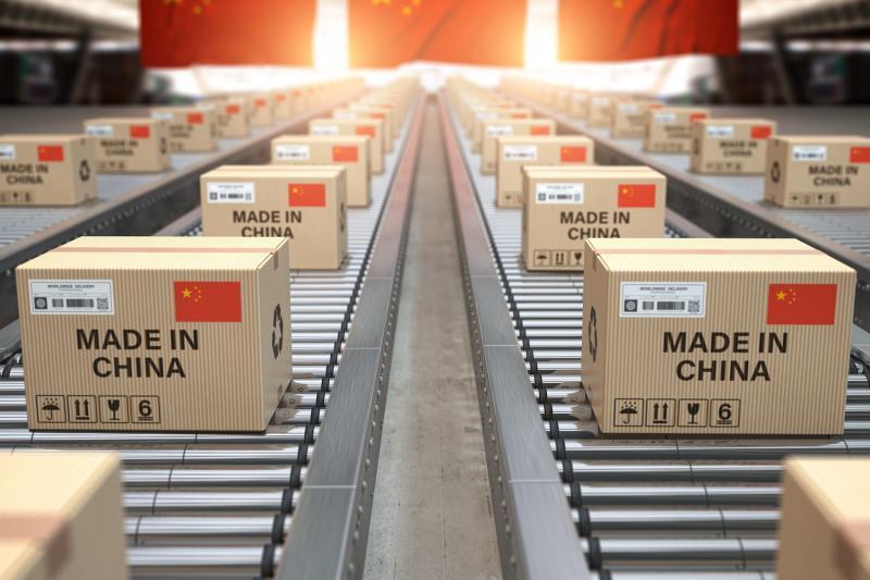 China handelsmissie