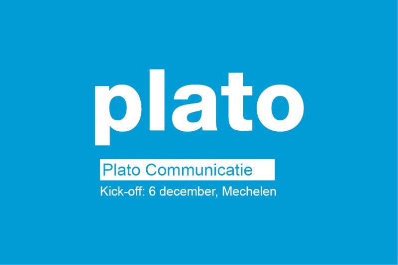 Nieuw Plato-traject zet in op interne en externe communicatie
