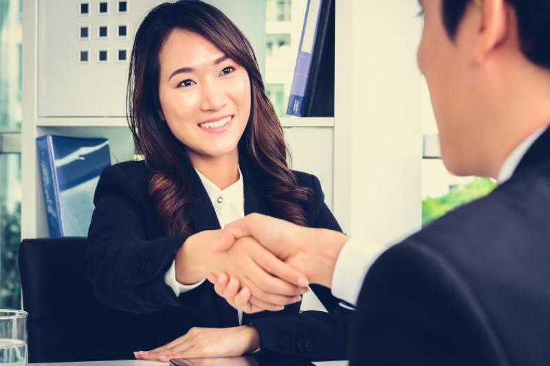 Uw succesvol face to face verkoopgesprek