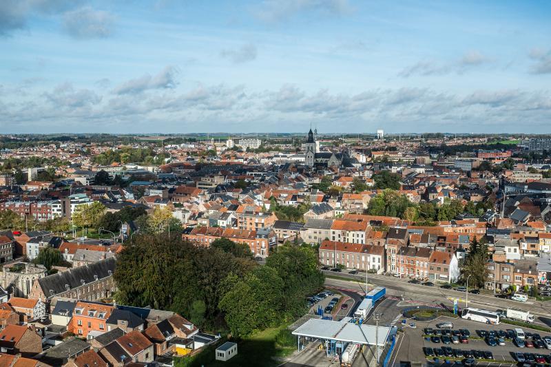 Stad Tienen 'vergeet' haar economie en bedrijven in beleidsplan 2020-2025 (foto: Berten Steenwegen)