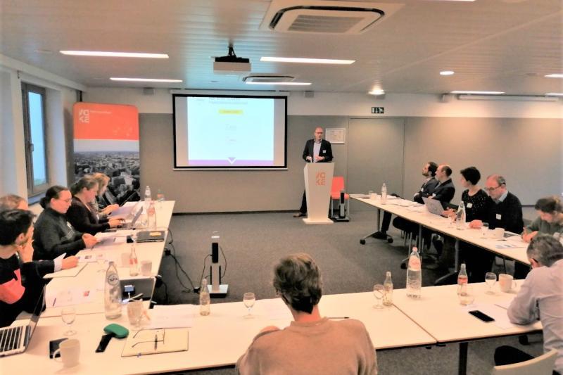 Ronde tafel: EU-programma's voor KMO's