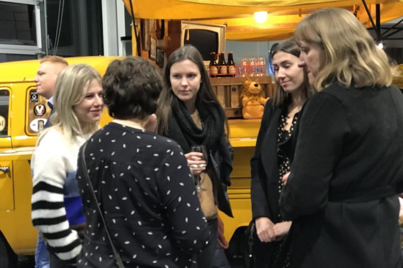 Café Content strijkt neer bij Mercedes groep VDH in Herentals