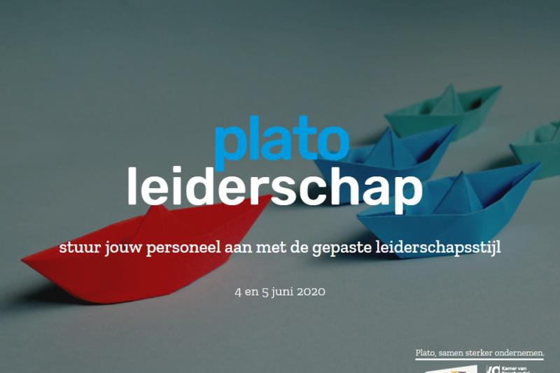 Plato Leiderschap