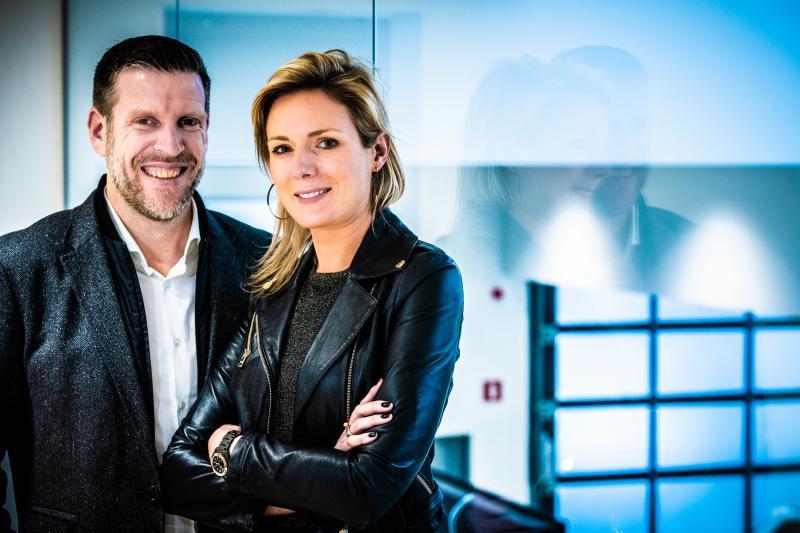 Philip Vandewalle en Ilse Demol, Volvo Sterckx - De Smet