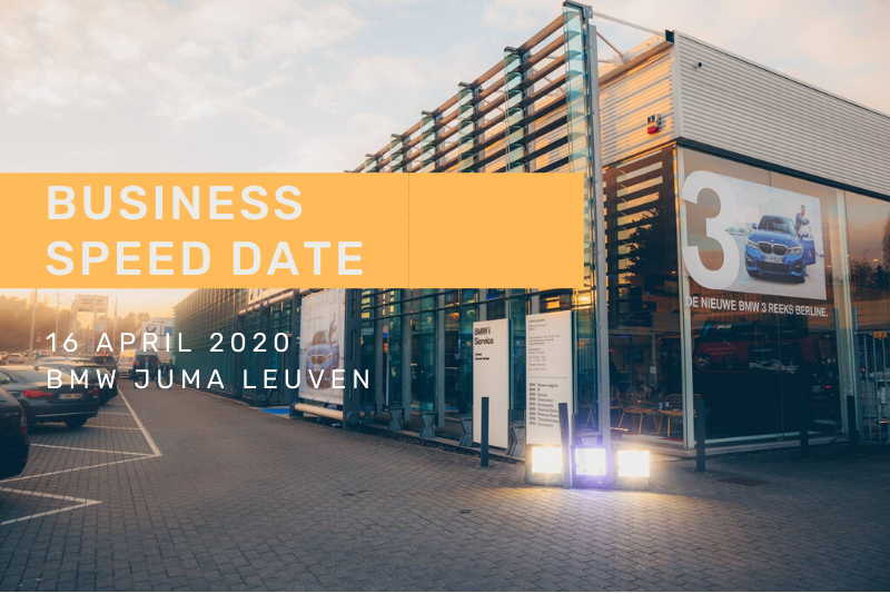 Business Speed date Juma Leuven