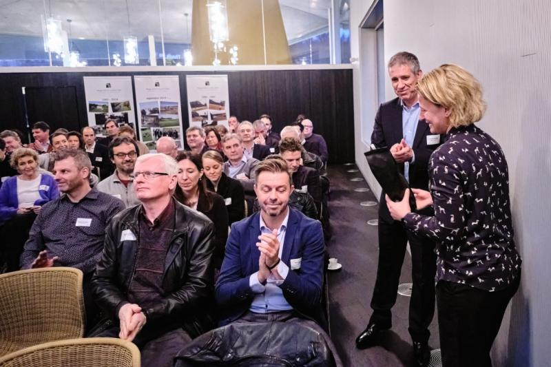 Ontbijtclub Hageland: inspiratiesessie met ex-hockeyatlete Sofie Gierts