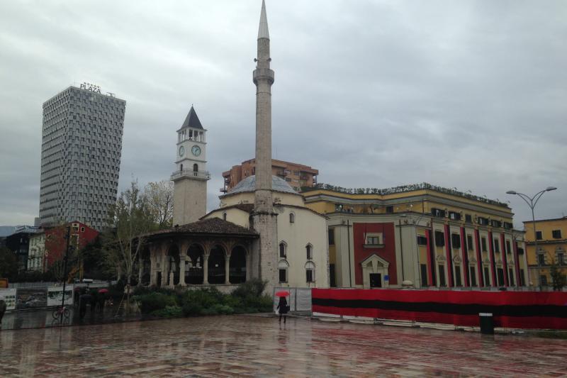 Opportuniteiten voor Belgische bouwbedrijven voor wederopbouw Albanië na zware aardbeving