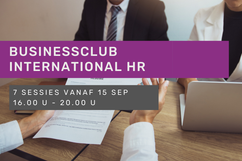 Businessclub International HR