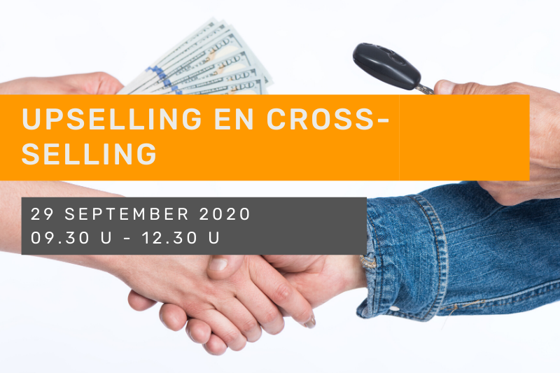 Upselling en cross-selling