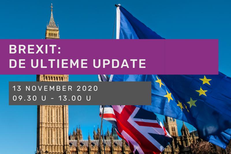 Brexit: de ultieme update